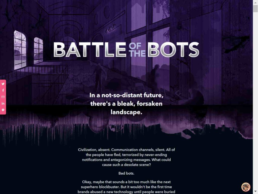 Battle of the Bots