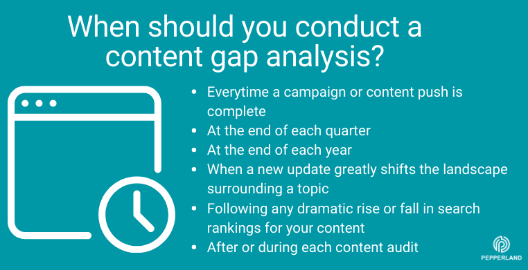 3 Reasons a Content Gap Analysis is Important