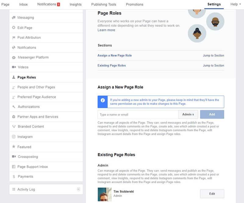 Assigning-New-Facebook-Admins