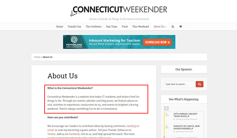 CTWeekender-Editorial-Mission-Statement