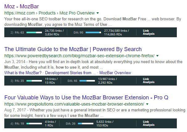 Moz-Bar-Serp-Analysis