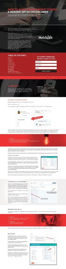 Pillar Page Example