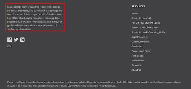 Student-Debt-Warriors-Editorial-Mission-Statement