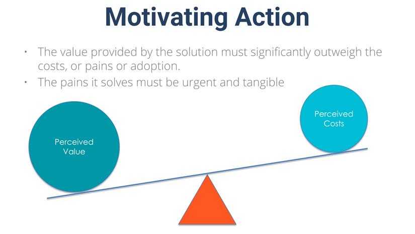 Value Propositions That Motivate Action