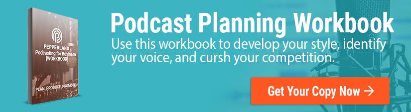 Podcast Planning Workbook