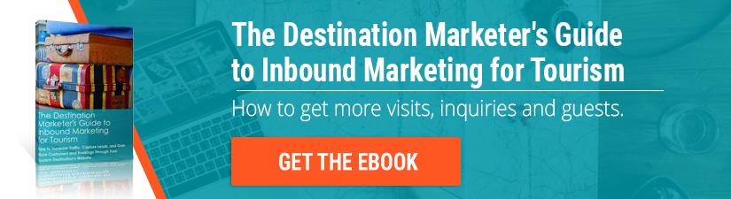 Inbound Marketing for Tourism