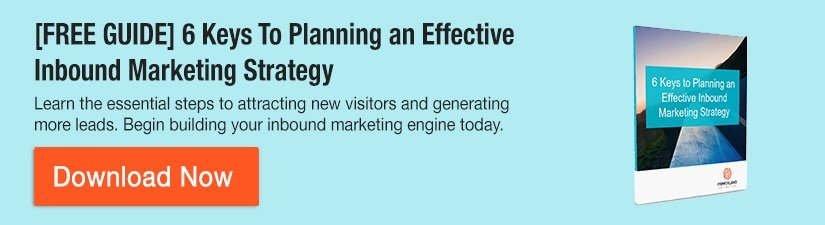 Download the 6 Keys To Planning An Effective Inbound Strategy