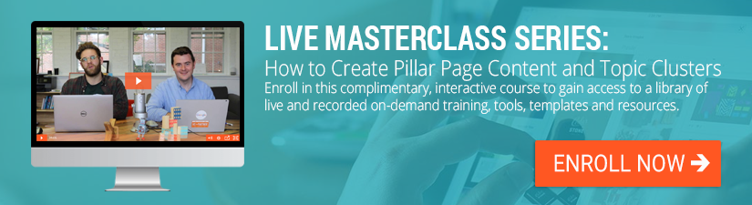 How to Create Pillar Page Content and Topic Clusters