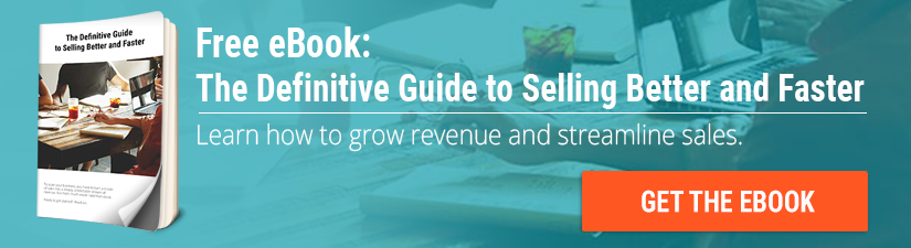 Definitive Guide to Selling Better and Faster