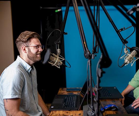 Pepperland Marketing Podcasting